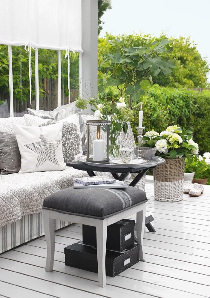 Greengate - ambiance - deco - jardin terrasse