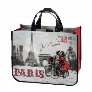 Cabas touristique Paris