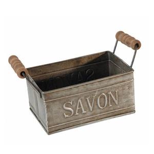 porte-savon-zinc