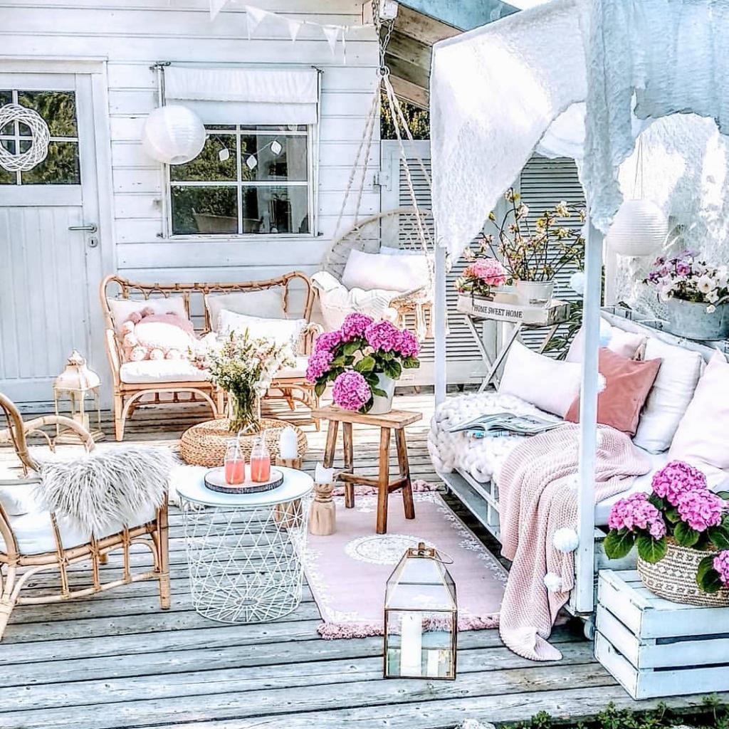 Deco Salon Gris Rose lilierose déco - blog déco cosy, décoration de charme, déco